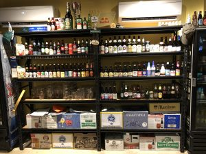 Geosintéticos y cerveza
