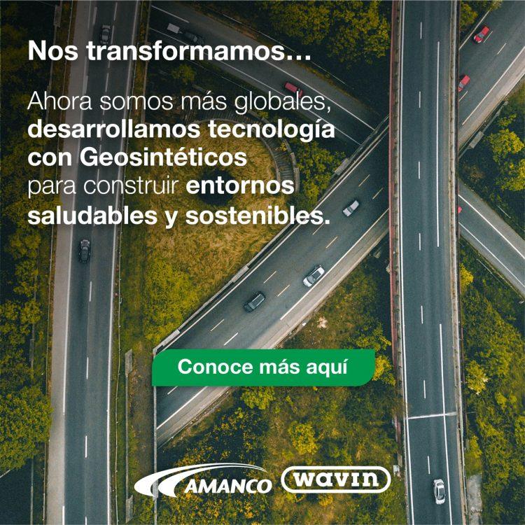 Amanco Wavin Geosinteticos